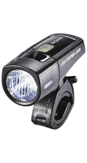 SIGMA SPORT Lightster ajovalo , musta